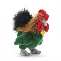 Soft toy rooster Plush & Company 15907