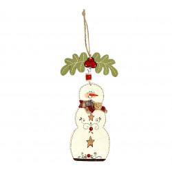 Snowman Decoration My doll WU002