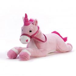 Peluche Unicorno Rosa Plush & Company 07832