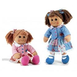 Rag Doll  Denise Plush & Company 02299
