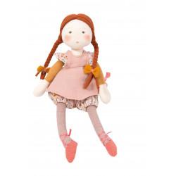 fleur Rag doll Moulin Roty 710526 H 31cm