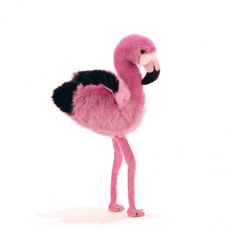 Soft Toy Pink Flamingo Plush & Company 15917