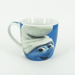 Mug Smurfs Tontolone Film 400 ml Porcelain