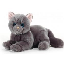 Soft Toy Chartreux Cat Plush & Company 15850