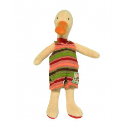 Soft toy Duck Moulin Roty 632253