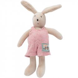 Plush Toy Rabbit Sylvain Moulin Roty 632214