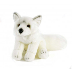Soft Toy Arctic Fox Plush & Company 15949