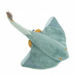 Plush toy ray large Moulin Roty 719031