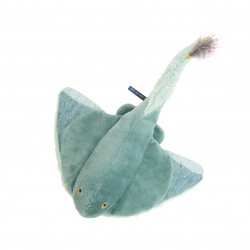Plush toy ray small Moulin Roty 719030