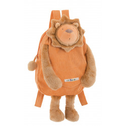 Lion backpack Moulin Roty 671100