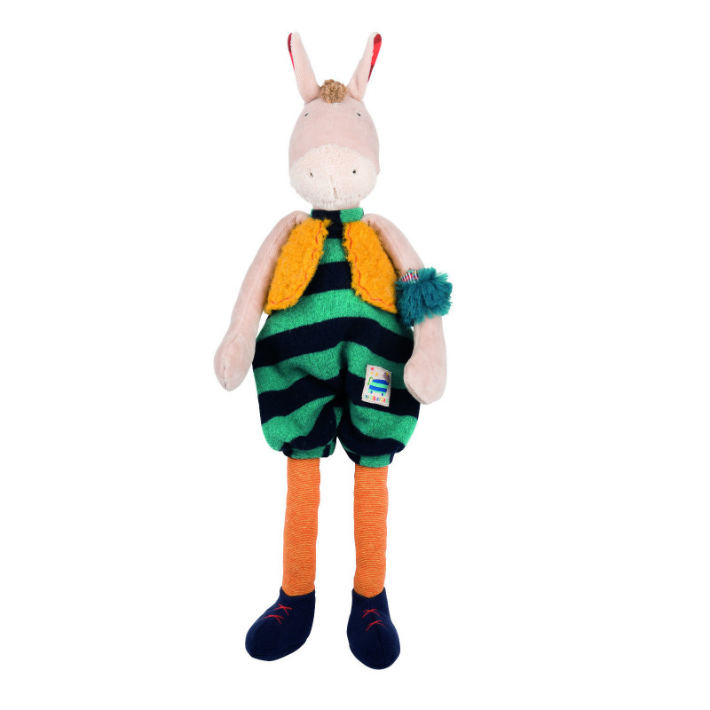 Plush toy horse 659022 Moulin Roty