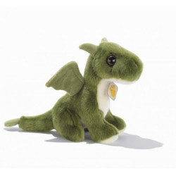Soft Toy green dragon Plush & Company 10019