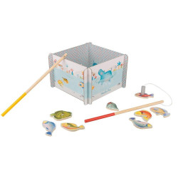 Fishing Game Moulin Roty 658308