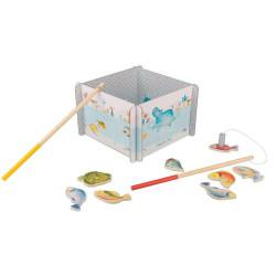 Gioco di pesca per bambini Moulin Roty 658308