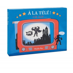Television Box Moulin Roty 711093
