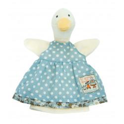Puppet Goose Jeanne Moulin...