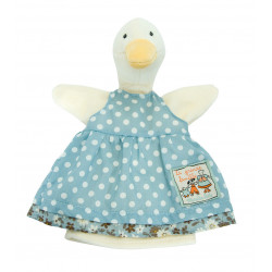 Puppet Goose Jeanne Moulin Roty  632175