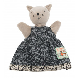 Cat Puppet Agathe Moulin Roty  632196
