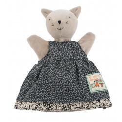 Cat Puppet Agathe Moulin...