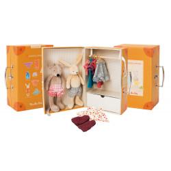 Little wardrobe case Moulin Roty 632401