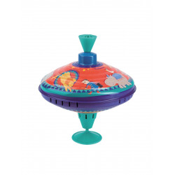 Large Circus Spinning top Moulin Roty 720378
