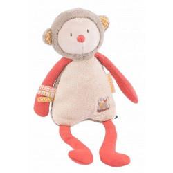 Plush toy monkey Moulin Roty 658022