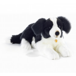 Peluche Chien Border Collie Plush & Company 15934