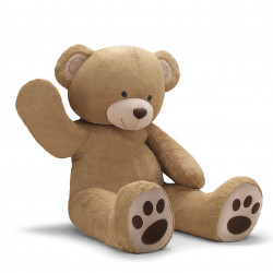 Soft toy giant bear Plush & Company 07001