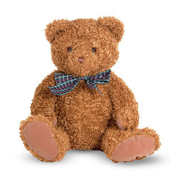 Plush toy Little Teddy Bear Melissa & Doug 17747