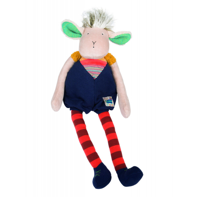 Plush Toy Sheep Moulin Roty 659020