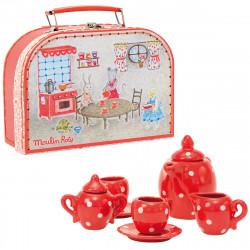 Tea Set Moulin Roty 632400