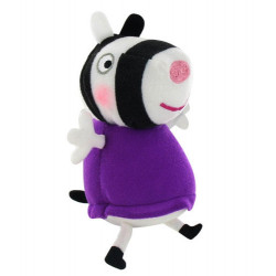 Soft toy Zoe Zebra Peppa...