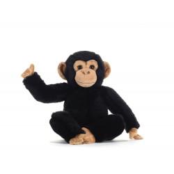 Soft toy chimpanzee monkey Plush & Company 15763