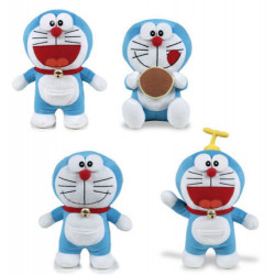 Plush toy cat Doraemon H 26 cm