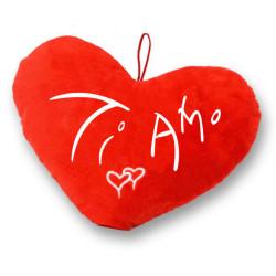 Soft Toy Heart TI AMO Ø 25 CM