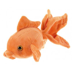Soft toy Red Fish Plush &...