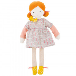 Rag Doll Blanche Moulin Roty 642515