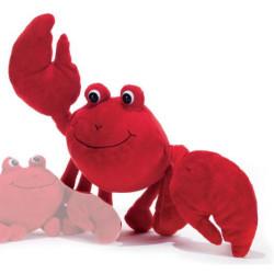Soft toy Crab Plush & Company 15740