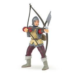 Figurine Red Bowman Papo 39384