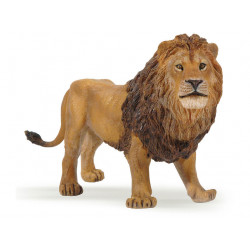 Action Figure Lion Papo 50040