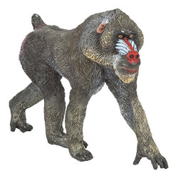 Action Figure Papo Mandrill...