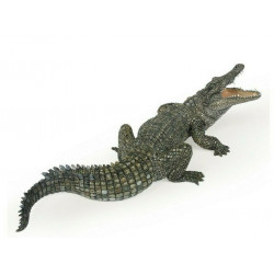 Figurine Nile crocodile Papo 50055