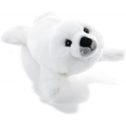 Soft toy White Seal Plush & Company 15715