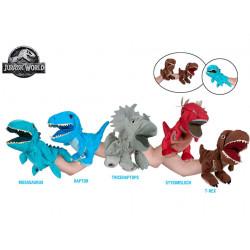 Hand Puppet dinosaur Jurassic World