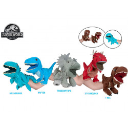 Marionette dinosaure...