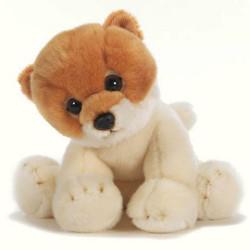 Soft Toy Dog Pomeranian Plush & Company 15888