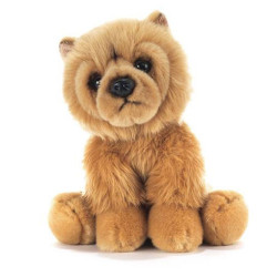 Soft Toy Dog Chow-Chow...