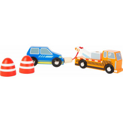 Tow Service Set 10806 Small Foot World