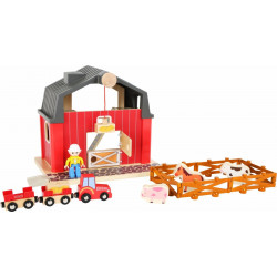 Farm with accessories 10800  Small Foot World