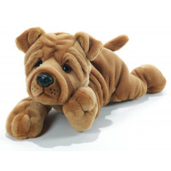 Soft Toy Dog Sharpei Plush & Company 05925